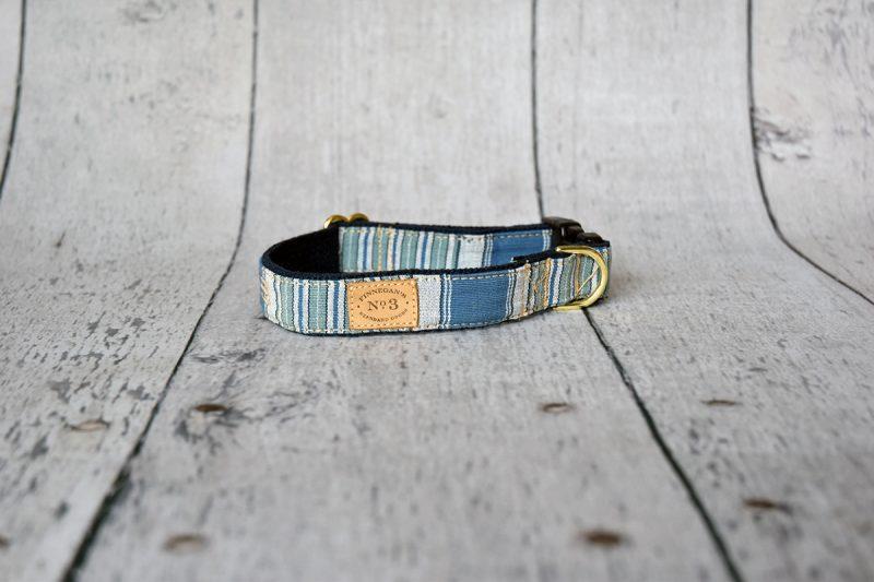 "1"" French Stripe Collar"