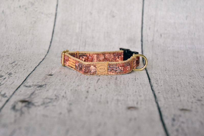 "3/4"" Vintage Polynesian Collar"